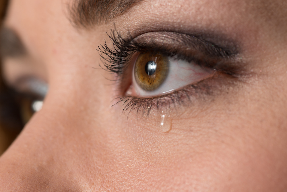 tears and scleroderma