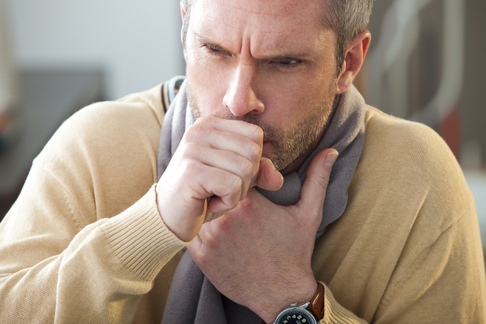 Frequent Cough and scleroderma-related lung disease