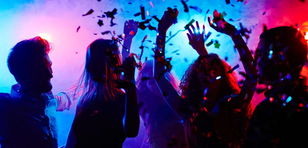 Chronically Ill, Partying and Hanging on to Normal