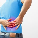 back pain and SSc