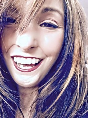 young adults with scleroderma / Scleroderma News / Amy Gietzen smiling