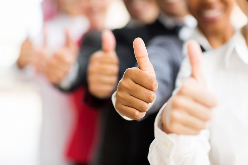 surprise medical billing | Scleroderma News | Patient care | Photo of people giving thumbs-up gesture